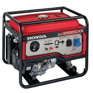 Honda-Stromerzeuger-EM-5500-CXS