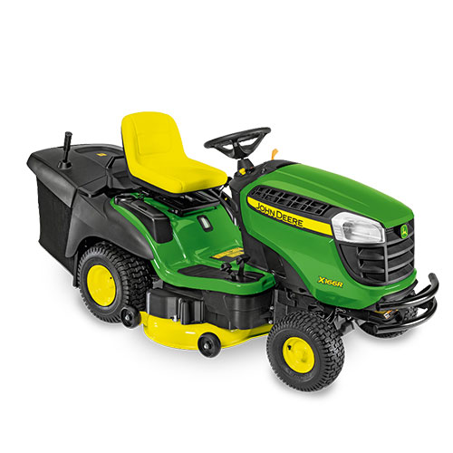 john deere aufsitzrasenm her x 166 r rinckhoff. Black Bedroom Furniture Sets. Home Design Ideas